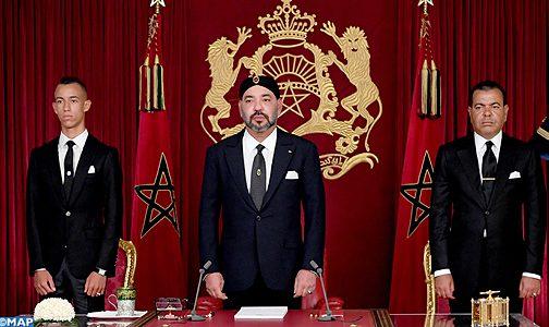 Mohammed VI discours
