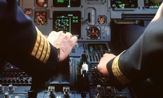 Pilotes de ligne Royal Air Maroc