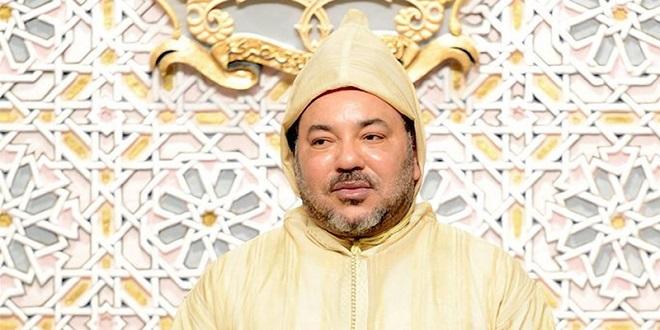 Grâce royale mohammed VI discours royal