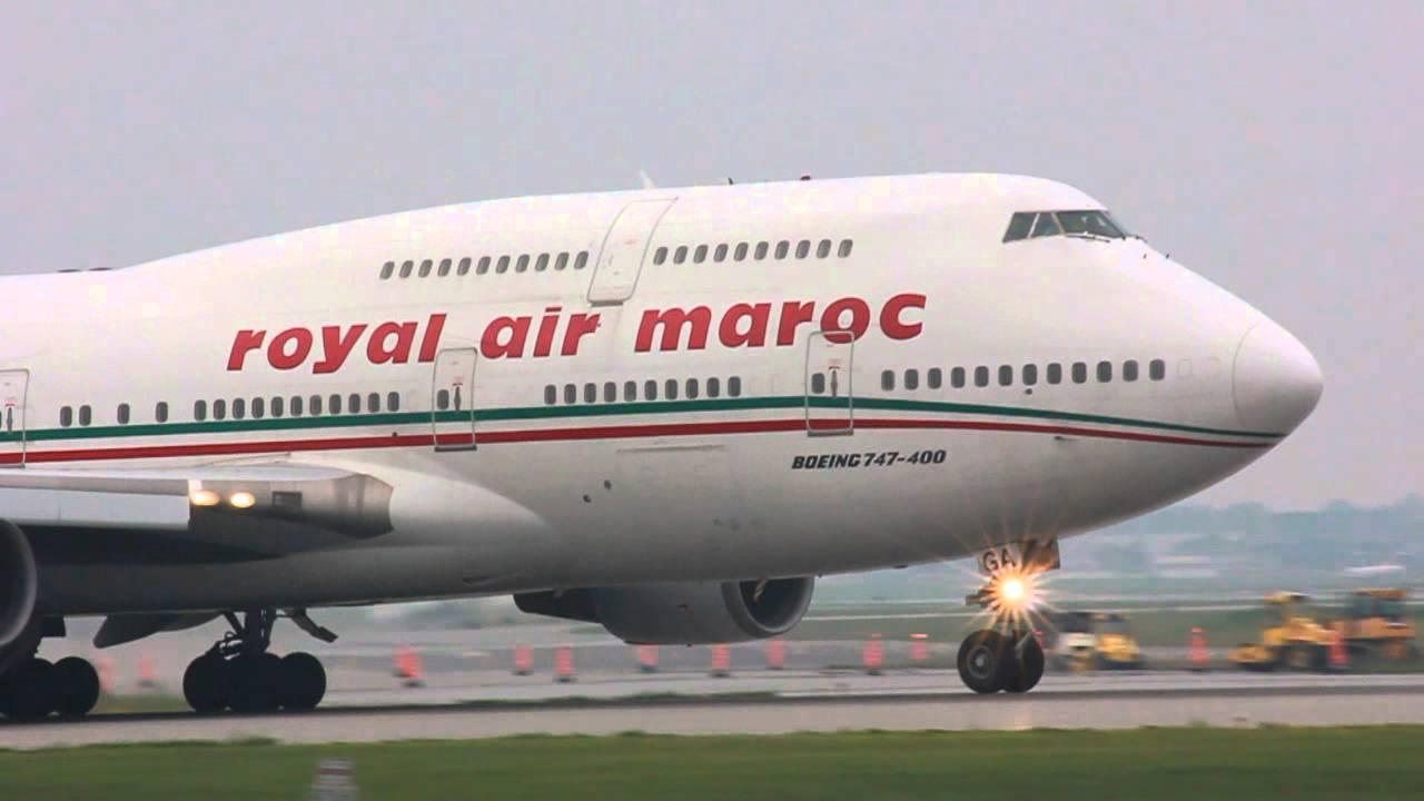 Evacuation D'urgence Sur Le Vol AT750 : Les Précisions De Royal Air Maroc