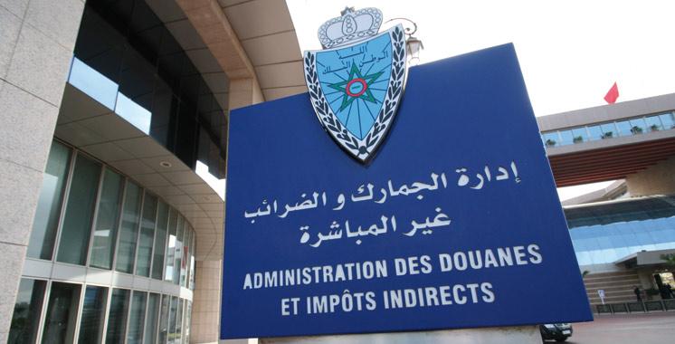 droit d'importation dispositions douanières véhicules de tourisme