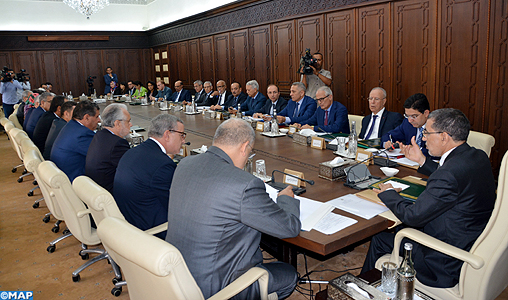 Conseil gouvernement