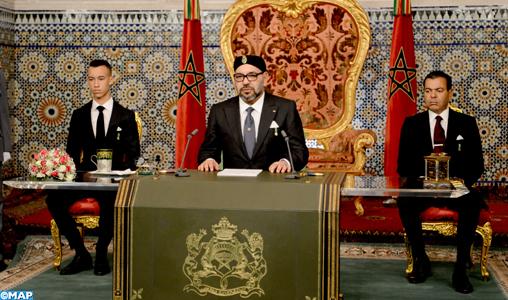 Mohammed VI marche verte