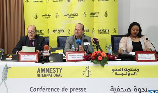 peine capitale Amnesty