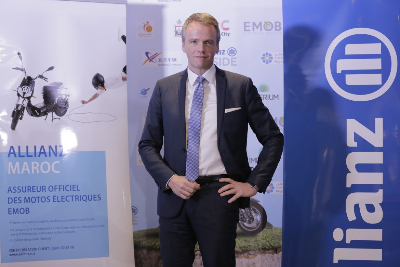 Joerg Weber, Allianz Maroc