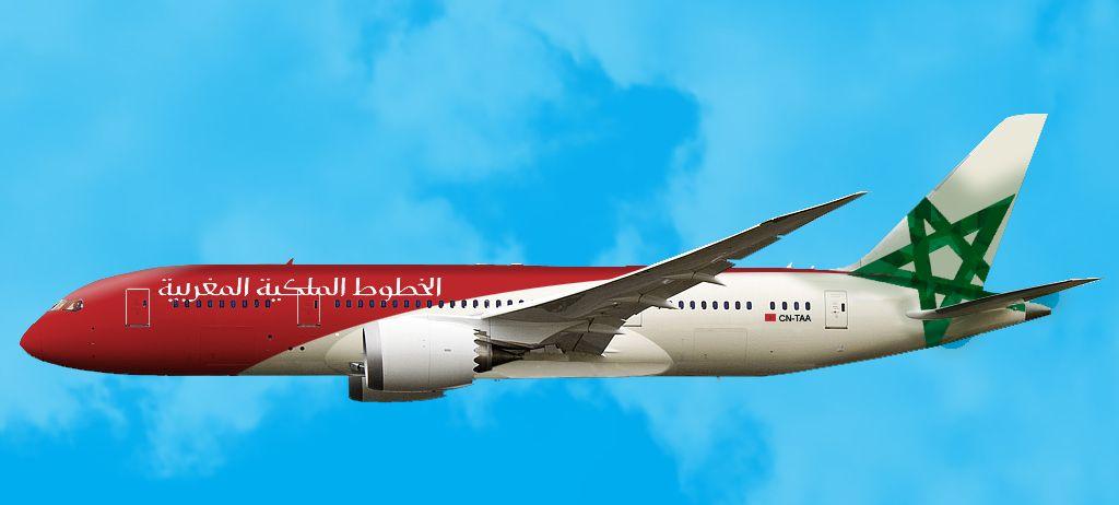 Royal Air Maroc GE Aviation