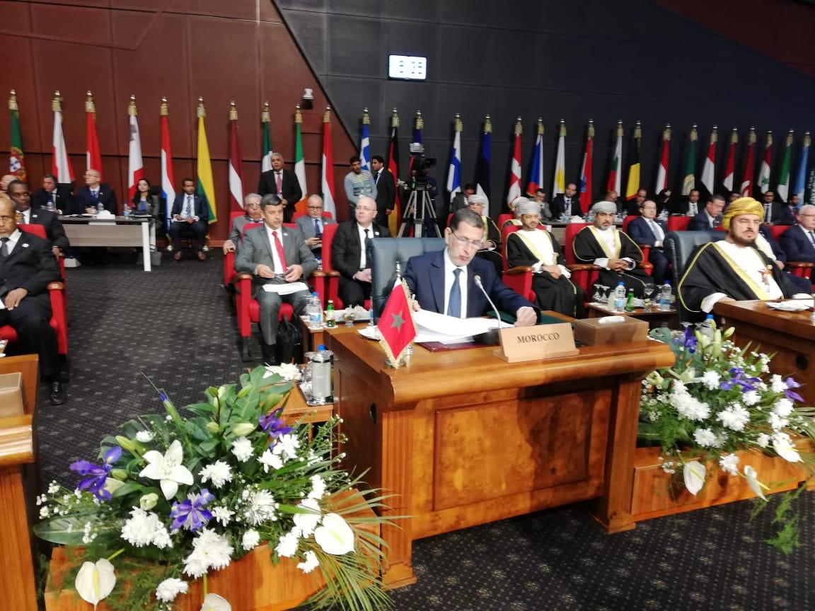 Sommet arabo europeen
