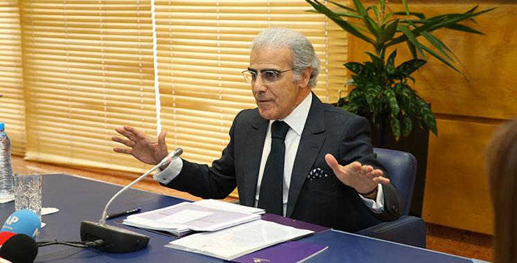 politique monétaire abdellatif jouahri report des échéances bancaires