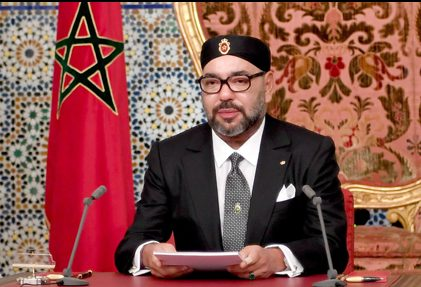 discours royal mohammed VI Trône