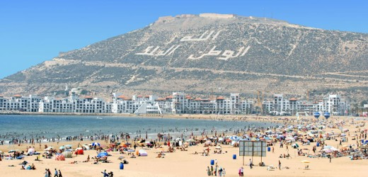 tourisme agadir covid-19 ida outanane