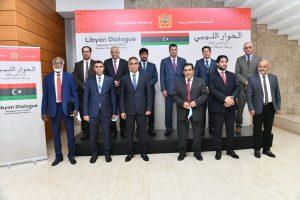 dialogue libyen