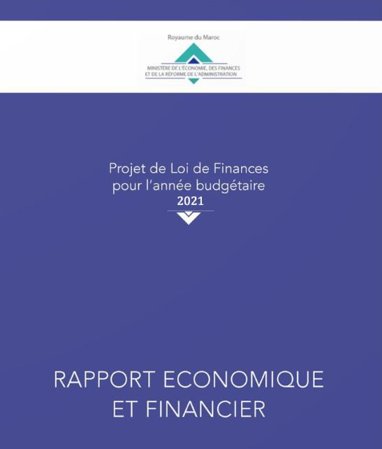 depf rapport economique et financier