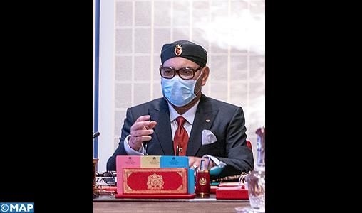 Mohammed VI conseil des ministres