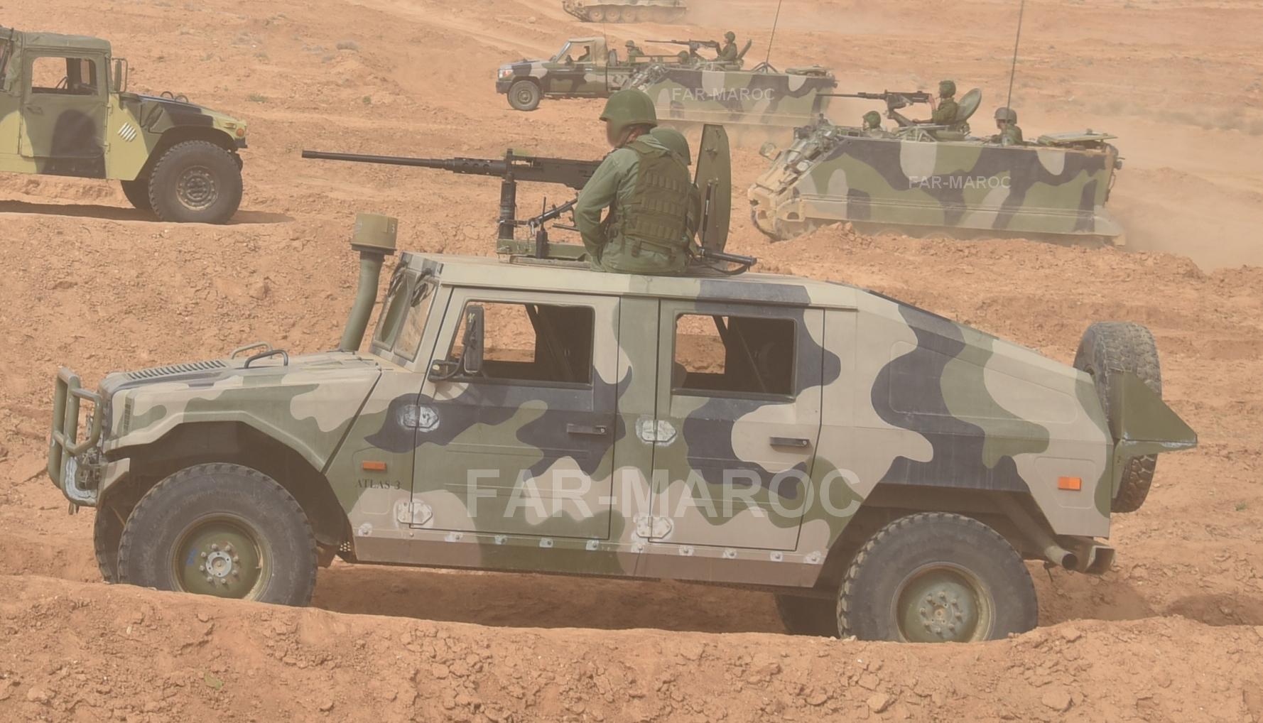 """FAR : L'exercice Combiné Maroco-américain """"African Lion 2021"""", Démarre Ce 7  Juin"""